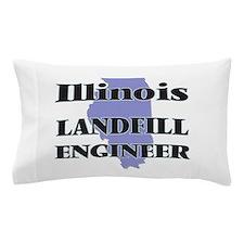 Illinois Landfill Engineer Pillow Case