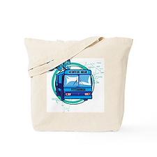 Cute Bus Tote Bag