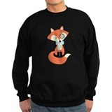 Smart fox Sweatshirt (dark)