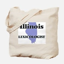 Illinois Lexicologist Tote Bag