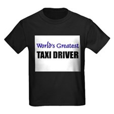 Worlds Greatest TAXI DRIVER T