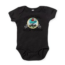 Cute Racing Baby Bodysuit