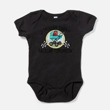 Cute Racing Baby Bodysuit