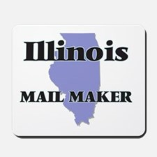 Illinois Mail Maker Mousepad