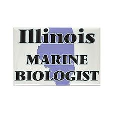 Illinois Marine Biologist Magnets