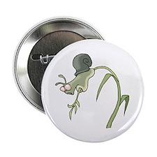 Scared Little Snail Button