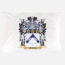Tomas Coat of Arms - Family Crest Pillow Case