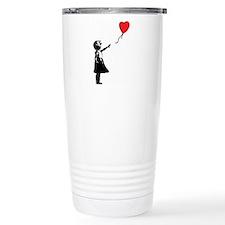 Cute Art Travel Mug