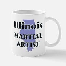 Illinois Martial Artist Mugs