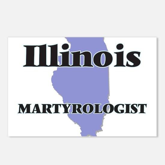 Illinois Martyrologist Postcards (Package of 8)