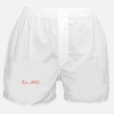 Unique 1985 Boxer Shorts