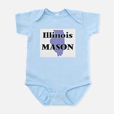 Illinois Mason Body Suit