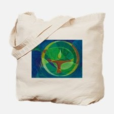Let It Shine - UU Tote Bag