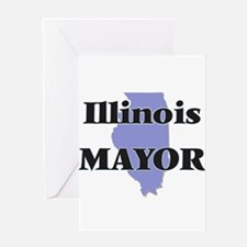 Illinois Mayor Greeting Cards