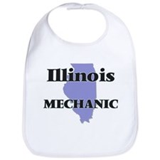 Illinois Mechanic Bib