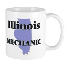 Illinois Mechanic Mugs