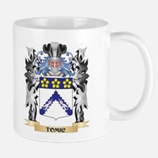 Tomic Coat of Arms - Family Crest Mugs