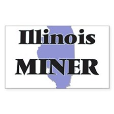 Illinois Miner Decal