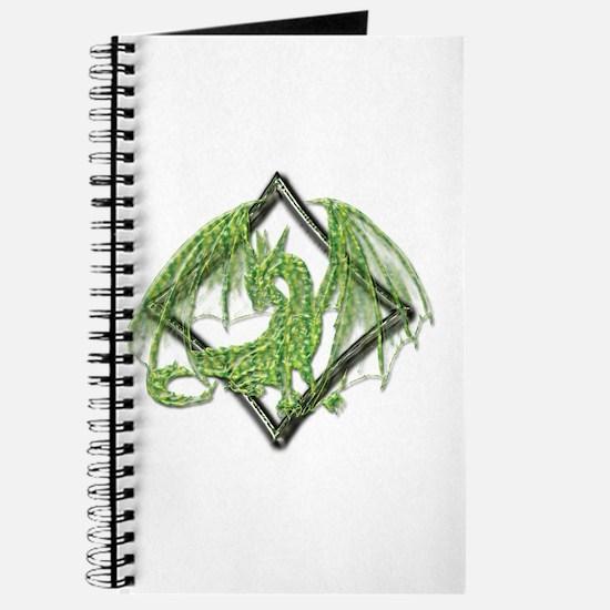 Green Dragon on Diamond Journal