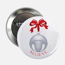 Silver Bell Button