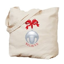 Silver Bell Tote Bag