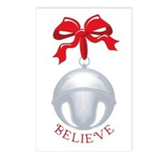 Silver Bell Postcards (Package of 8)