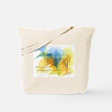 Rumi Rocky Knob Tote Bag