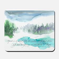 Rumi Winter Mousepad