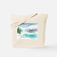 Rumi Winter Tote Bag