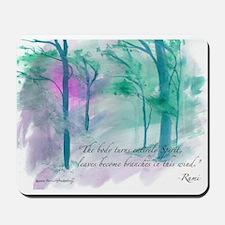 Rumi Summer Storm Mousepad