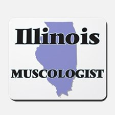 Illinois Muscologist Mousepad