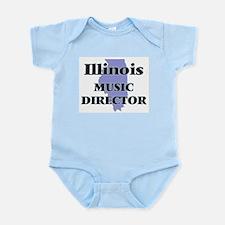 Illinois Music Director Body Suit