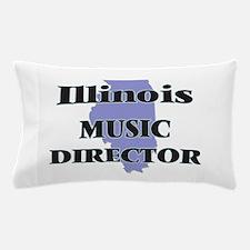 Illinois Music Director Pillow Case
