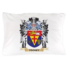 Toohey Coat of Arms - Family Crest Pillow Case
