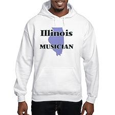 Illinois Musician Hoodie