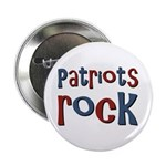 "Patriots Patriot Day Rocks 2.25"" Button (10 pack)"