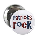 Patriots Patriot Day Rocks Button