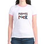 Patriots Patriot Day Rocks Jr. Ringer T-Shirt