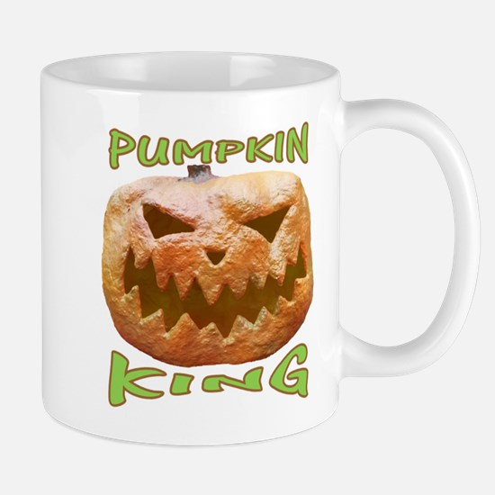 PUMPKIN KING Mugs