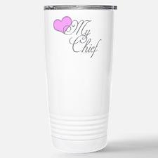 Unique Navy love Travel Mug