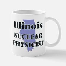 Illinois Nuclear Physicist Mugs