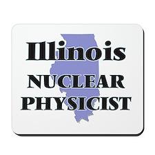 Illinois Nuclear Physicist Mousepad