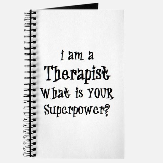 therapist Journal