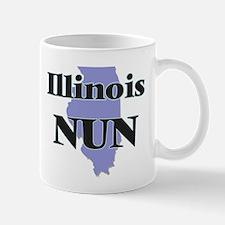 Illinois Nun Mugs