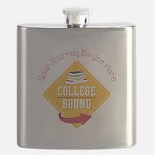 Journey Begins Flask