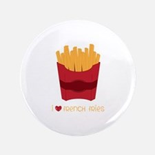 Love French Fries Button