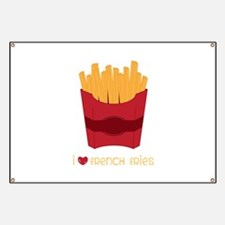 Love French Fries Banner