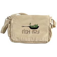 Fish Fry Messenger Bag