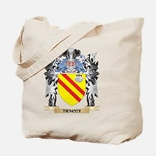 Tracey Coat of Arms - Family Crest Tote Bag