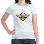 Cambodian Parawings Jr. Ringer T-Shirt